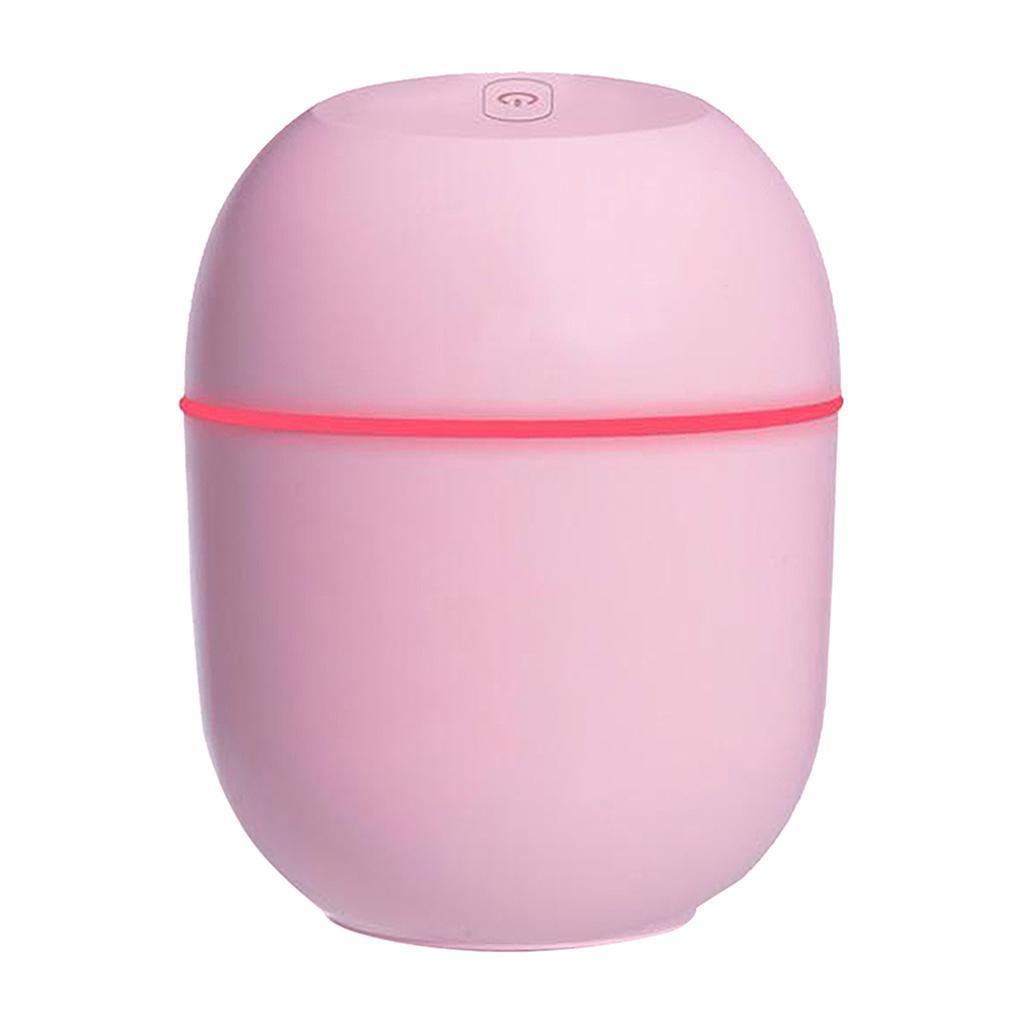 Mini-umidificatore-ad-ultrasuoni-220ml-Diffusore-di-nebbia-fredda-a-LED-per miniatura 9