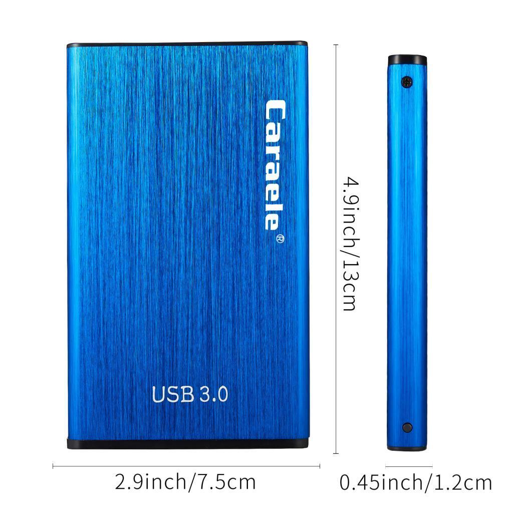 thumbnail 9 - External Storage HDD USB3.0 1TB 2TB 500GB Hard Drive Disk 5400RPM for PC Laptop
