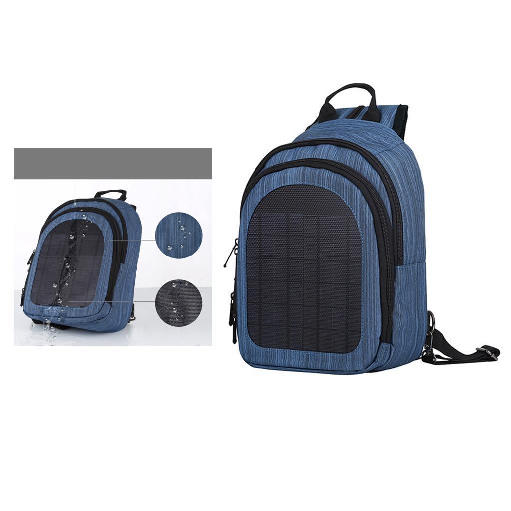 miniatura 17 - Con Cargador Solar mochila 2L para teléfonos inteligentes puerto de carga USB