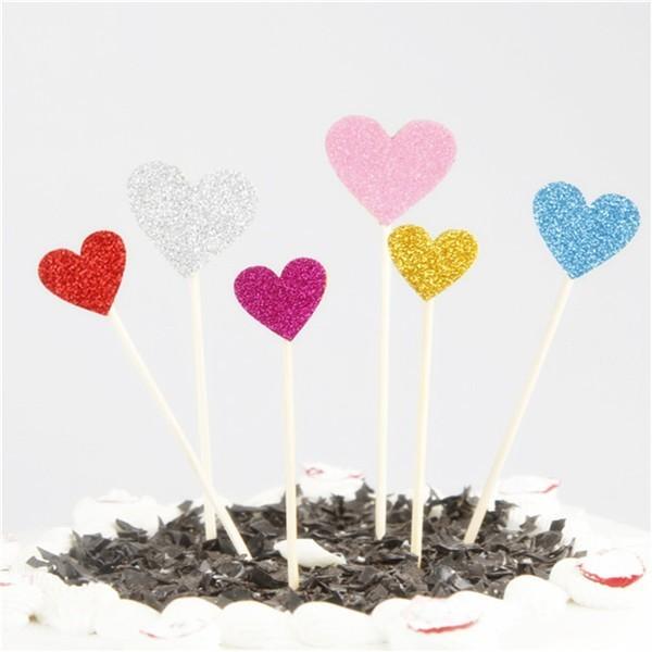 4-10pcs-DIY-Birthday-Cake-Cupcake-Toppers-Food-Picks-Baby-Shower-Party-Decor thumbnail 18