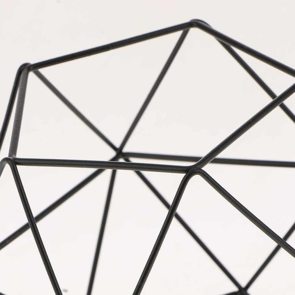 Lovoski-Wedding-Wire-3D-Geometric-Tealight-Candle-Holder-Candelabra-Candlestick thumbnail 21