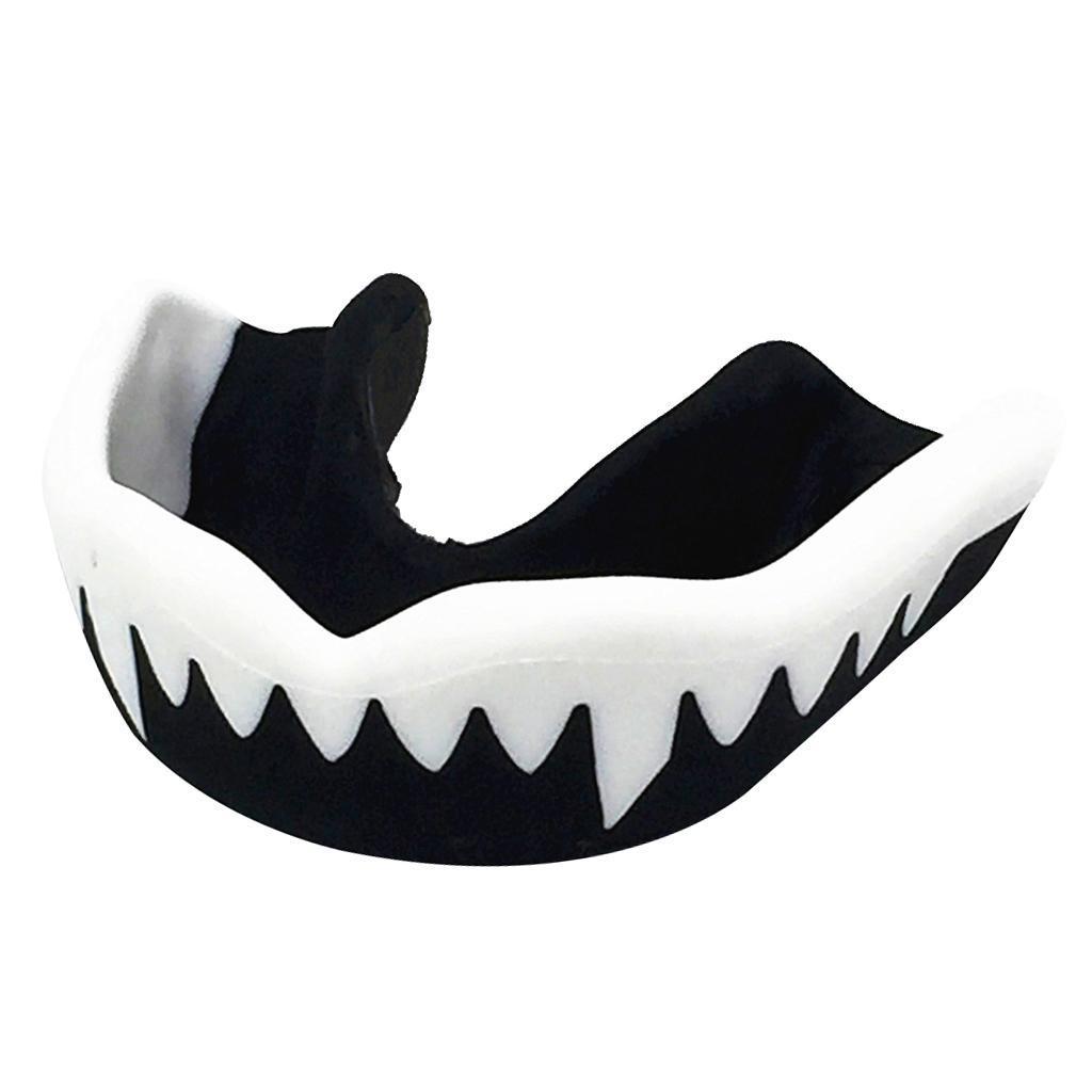 Indexbild 10 - Set of 2 EVA Mouthguard Hockey Gum Shield MMA Guard Teeth Proctor with Case