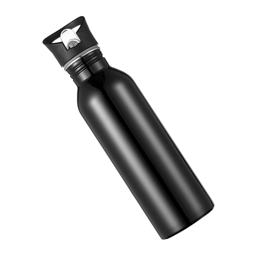 Leakproof Stainless Steel Water Bottle Cycling Sports Wide Mouth Flask Bottles