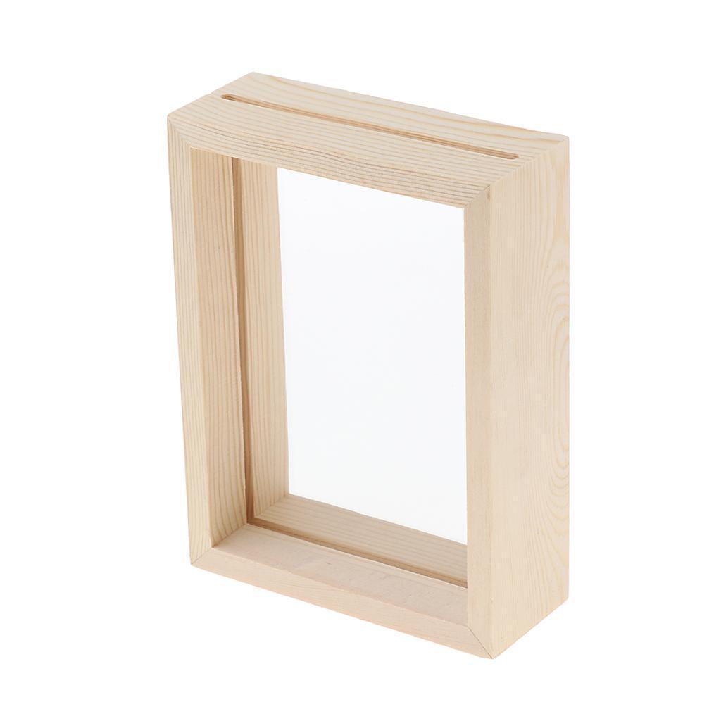 miniatura 15 - Cornice per foto Cornice per foto in vetro ad alta definizione Cornice per foto