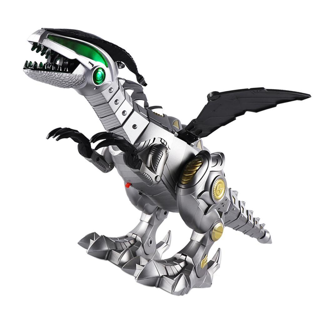 Jouet-Electrique-de-Dinosaure-de-Jet-de-Dinosaure-de-Machines-de-Jet-de miniature 3