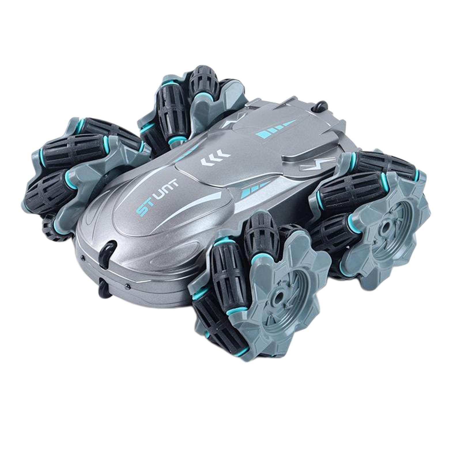miniatura 14 - Telecomando Auto Stunt Car Giocattolo Per Bambini 2.4GHz di Controllo Remoto