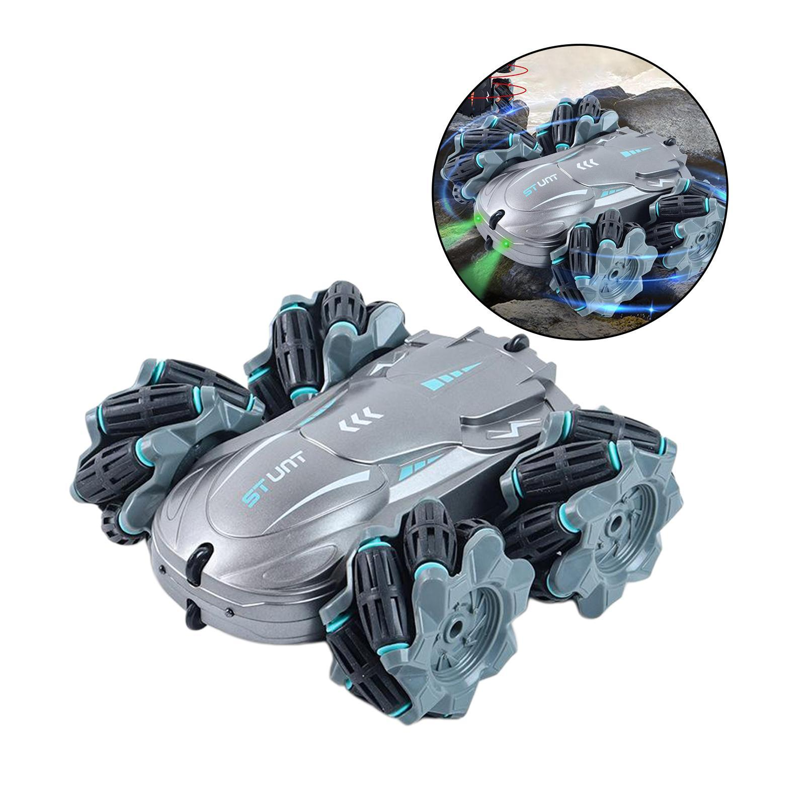 miniatura 22 - Telecomando Auto Stunt Car Giocattolo Per Bambini 2.4GHz di Controllo Remoto