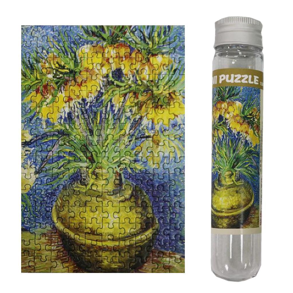 miniatura 120 - Pittura A olio di Puzzle Puzzle di Prova Tubo Capsula Gioco Di Puzzle