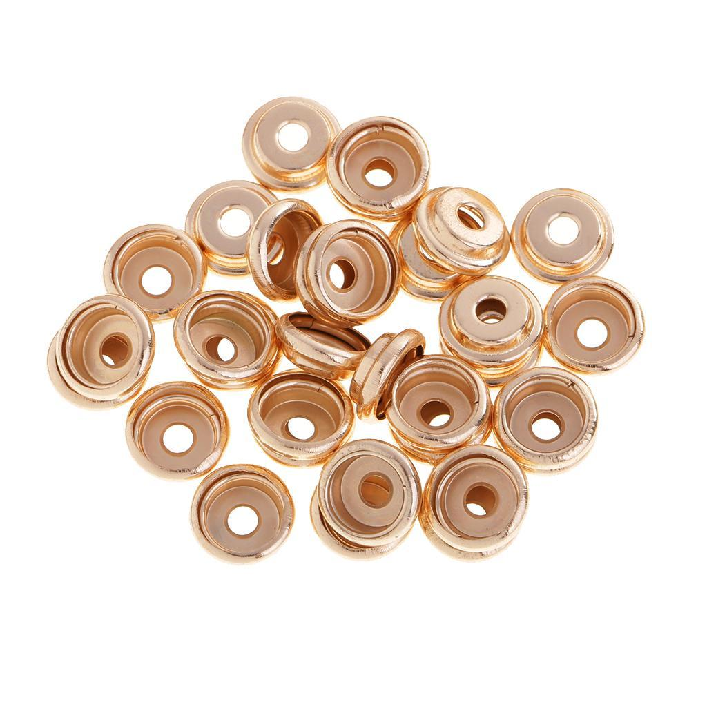 30-Sets-Vintage-Metal-Snap-Fasteners-Sewing-Button-Press-Studs-for-Leather-Craft thumbnail 12