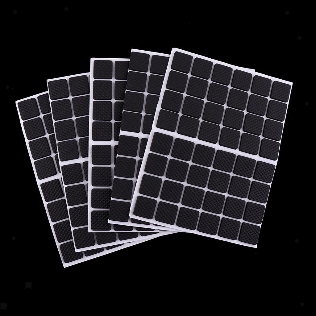 5-Blatt-Selbstklebende-Filz-Stick-Auf-Pads-Boden-Arbeitsplatte-Tisch Indexbild 9