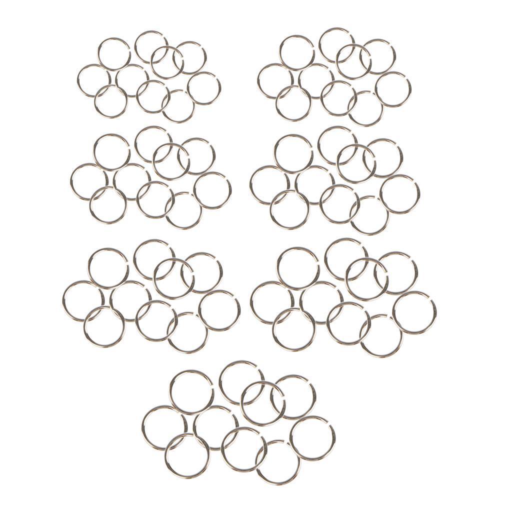 10x-anneaux-de-saut-pour-bijoux-3-4-5-6mm-ouvert-fendu-fermoir-connecteur-925-ar miniature 9