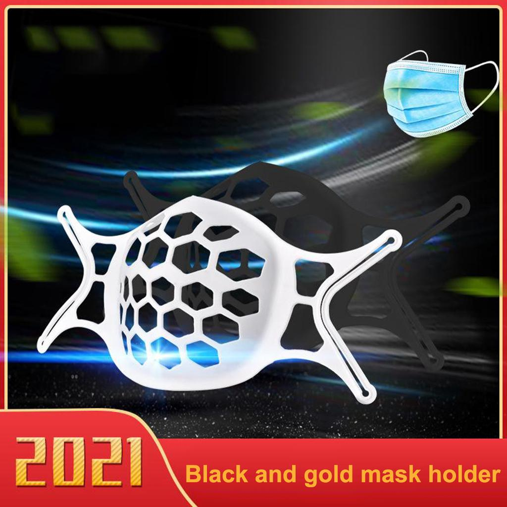 3D Face Mask Bracket Support Insert Cushion Separate Space Holder Safety