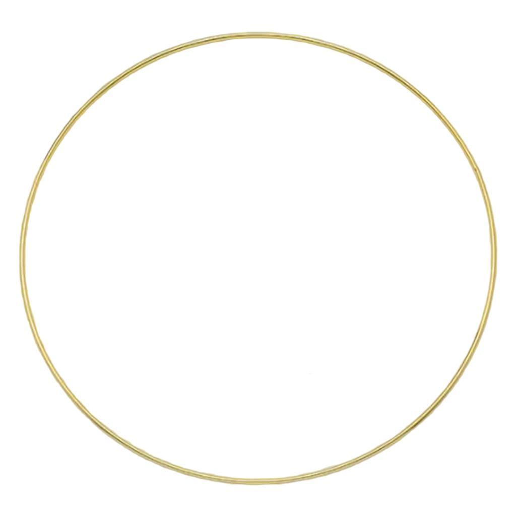 miniatura 90 - Anelli di metallo per Sogno Catchers Macrame Cerchi Mestiere Ruote