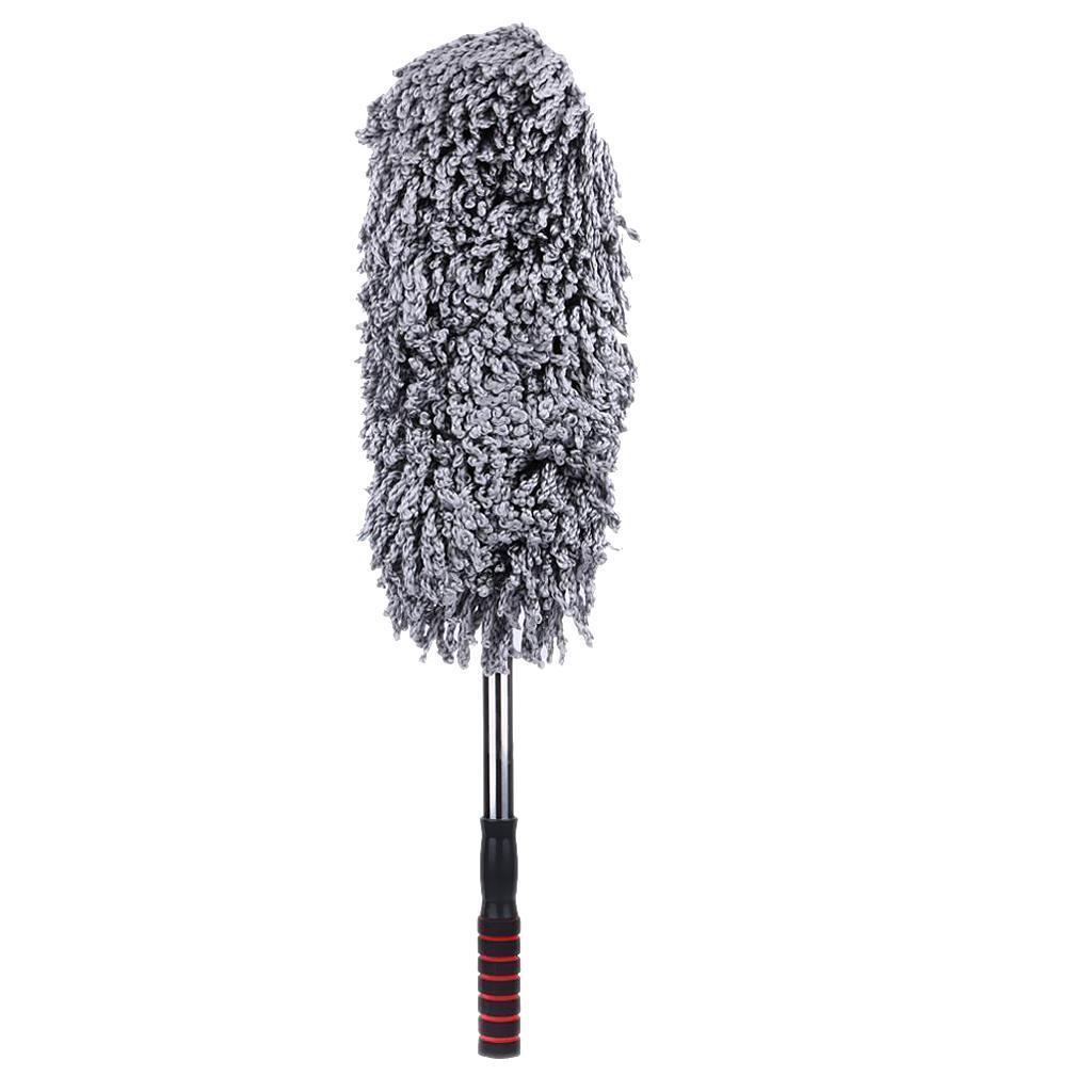 Duster-Microfaser-Reinigungsstaub-Auto-Reiniger-Staub-ausziehbare-Buerste Indexbild 7