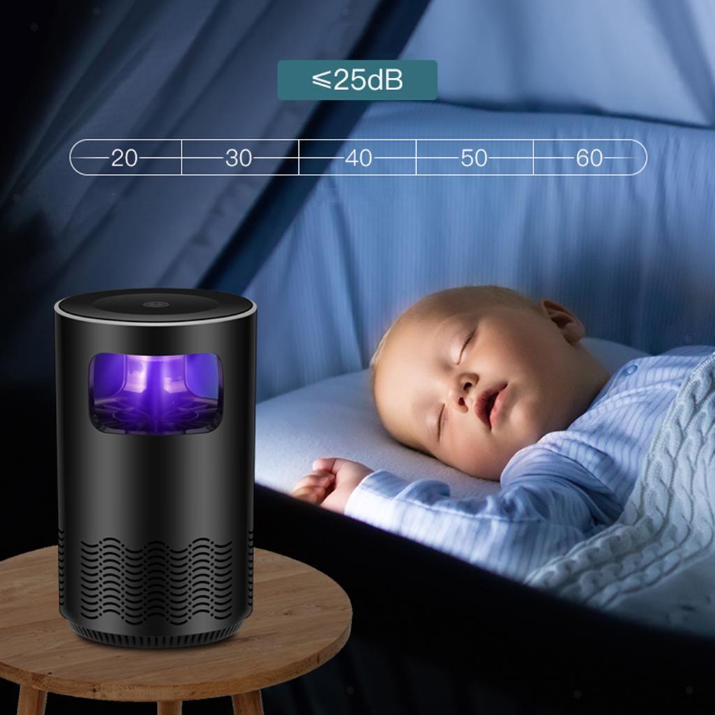 Elektrische-Fliegen-Bug-Zapper-Moskito-Insekten-Moerder-UV-Licht-Falle-Lampe Indexbild 35