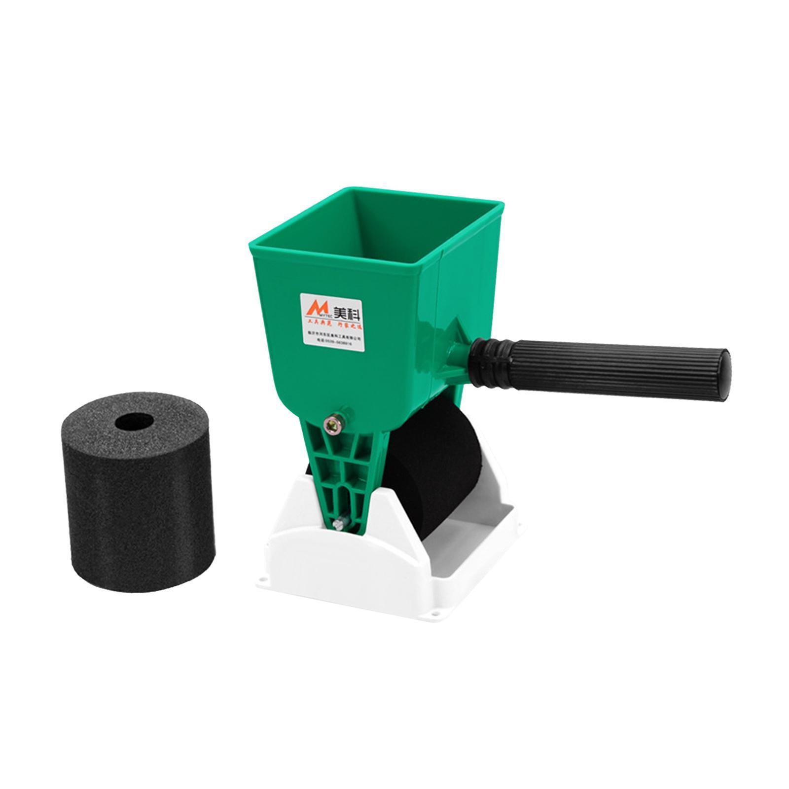 miniatura 4 - 180mL/320mL Portatile Colla Applicatore Rullo Professionale Rivestito Colla