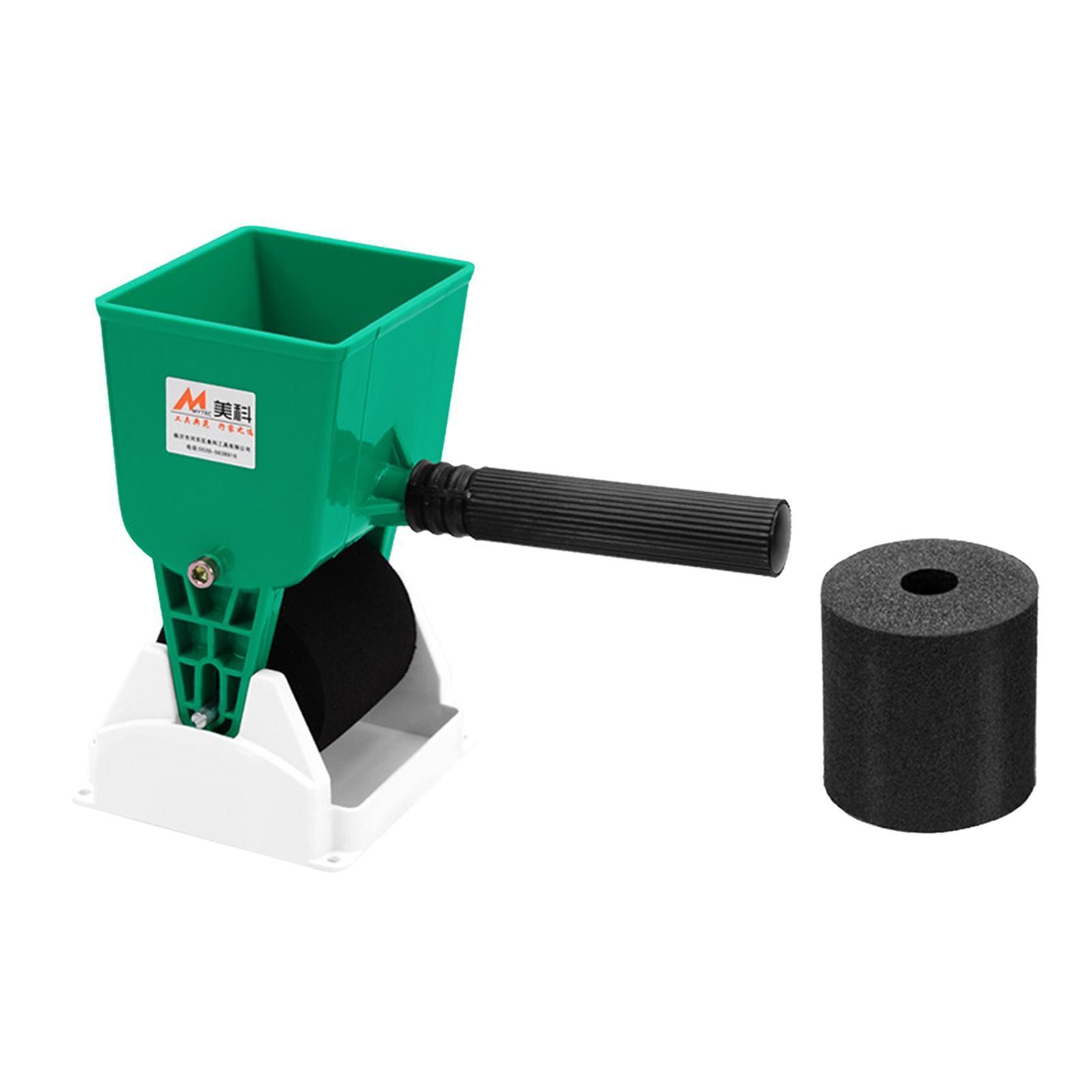 miniatura 8 - 180mL/320mL Portatile Colla Applicatore Rullo Professionale Rivestito Colla