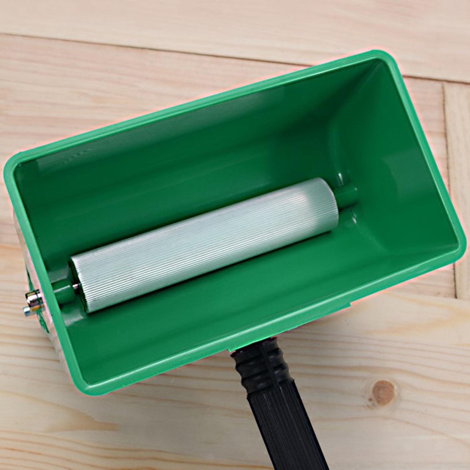 miniatura 7 - 180mL/320mL Portatile Colla Applicatore Rullo Professionale Rivestito Colla