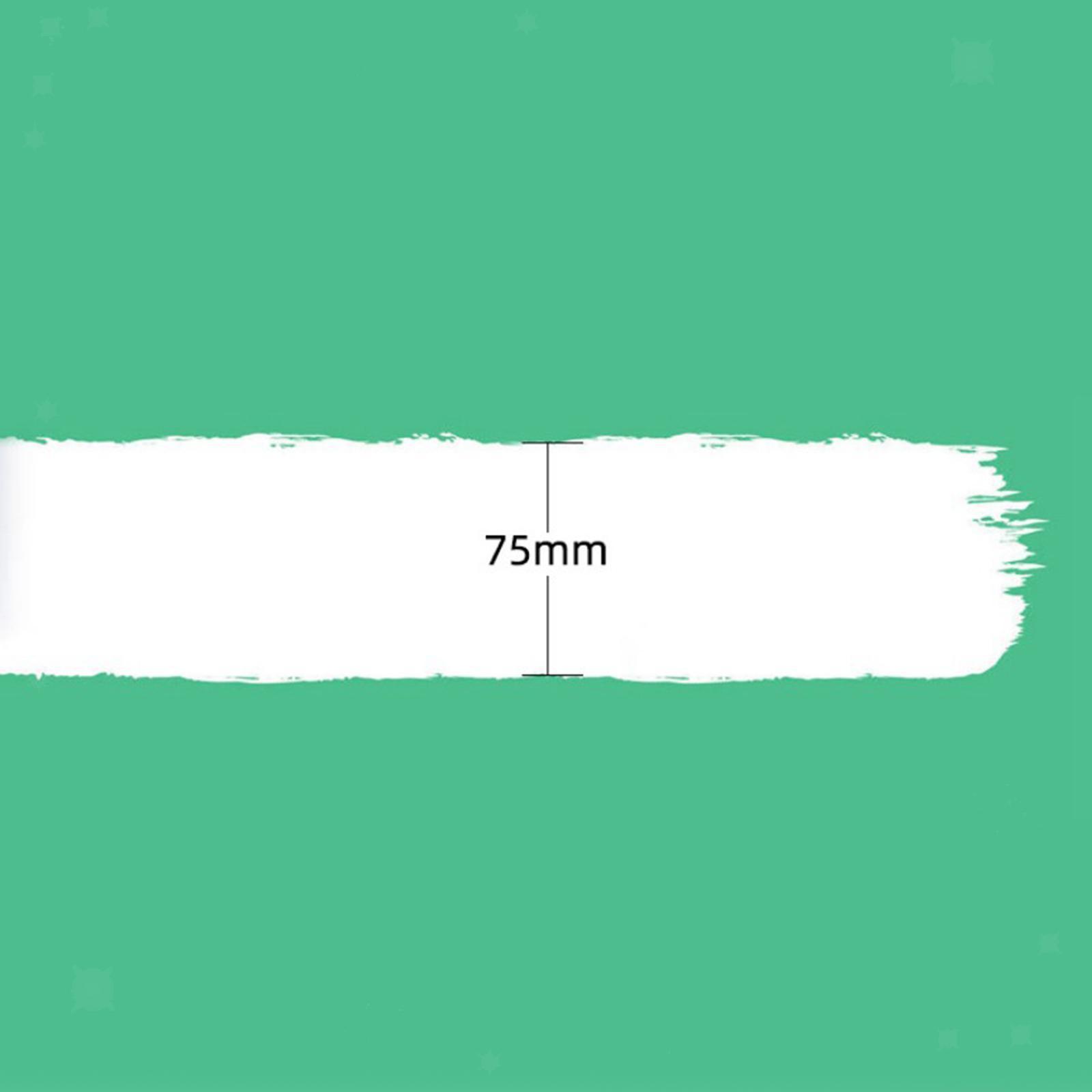 miniatura 9 - 180mL/320mL Portatile Colla Applicatore Rullo Professionale Rivestito Colla