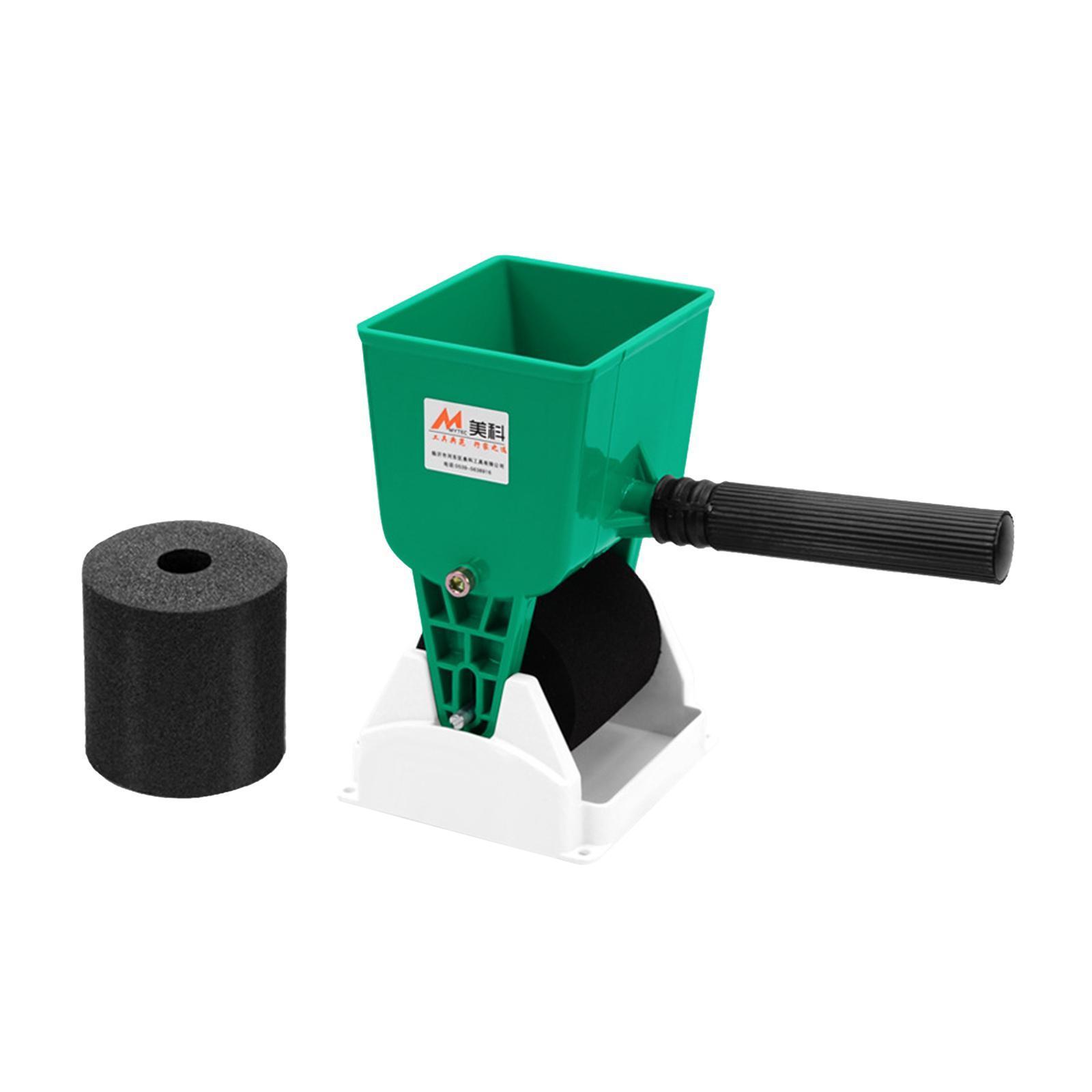 miniatura 5 - 180mL/320mL Portatile Colla Applicatore Rullo Professionale Rivestito Colla