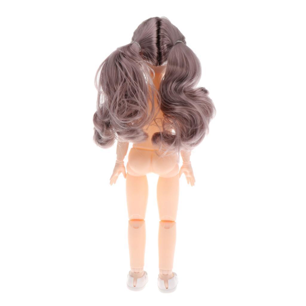 1-6-BJD-Doll-Body-3D-Big-Eyes-White-Skin-Girl-Dolls-Kids-Toys-DIY-Parts thumbnail 4