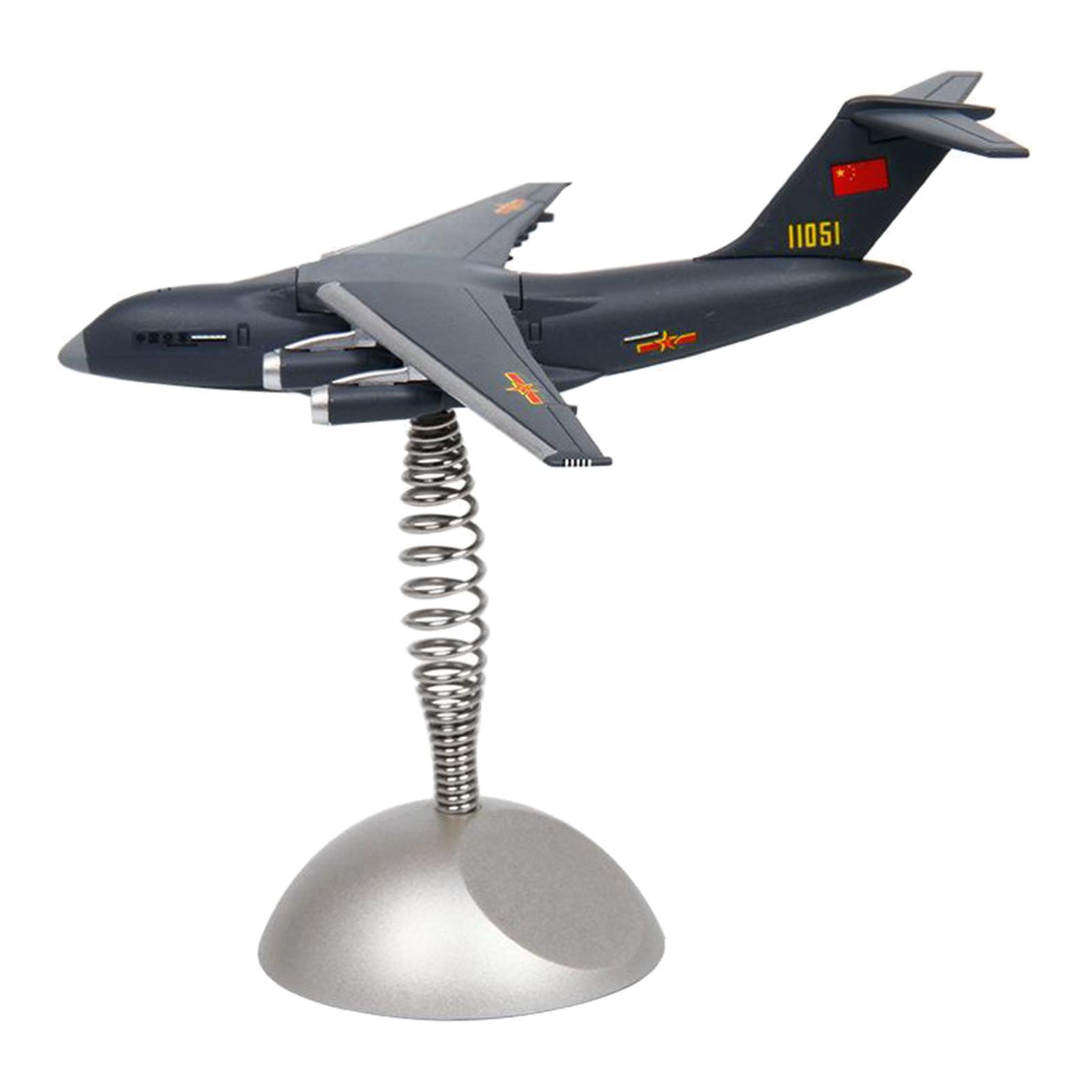 miniatura 12 - Modello di aeromobile Modello di Bomber-6K Aereo Da Caccia Copany Auto Da Tavolo