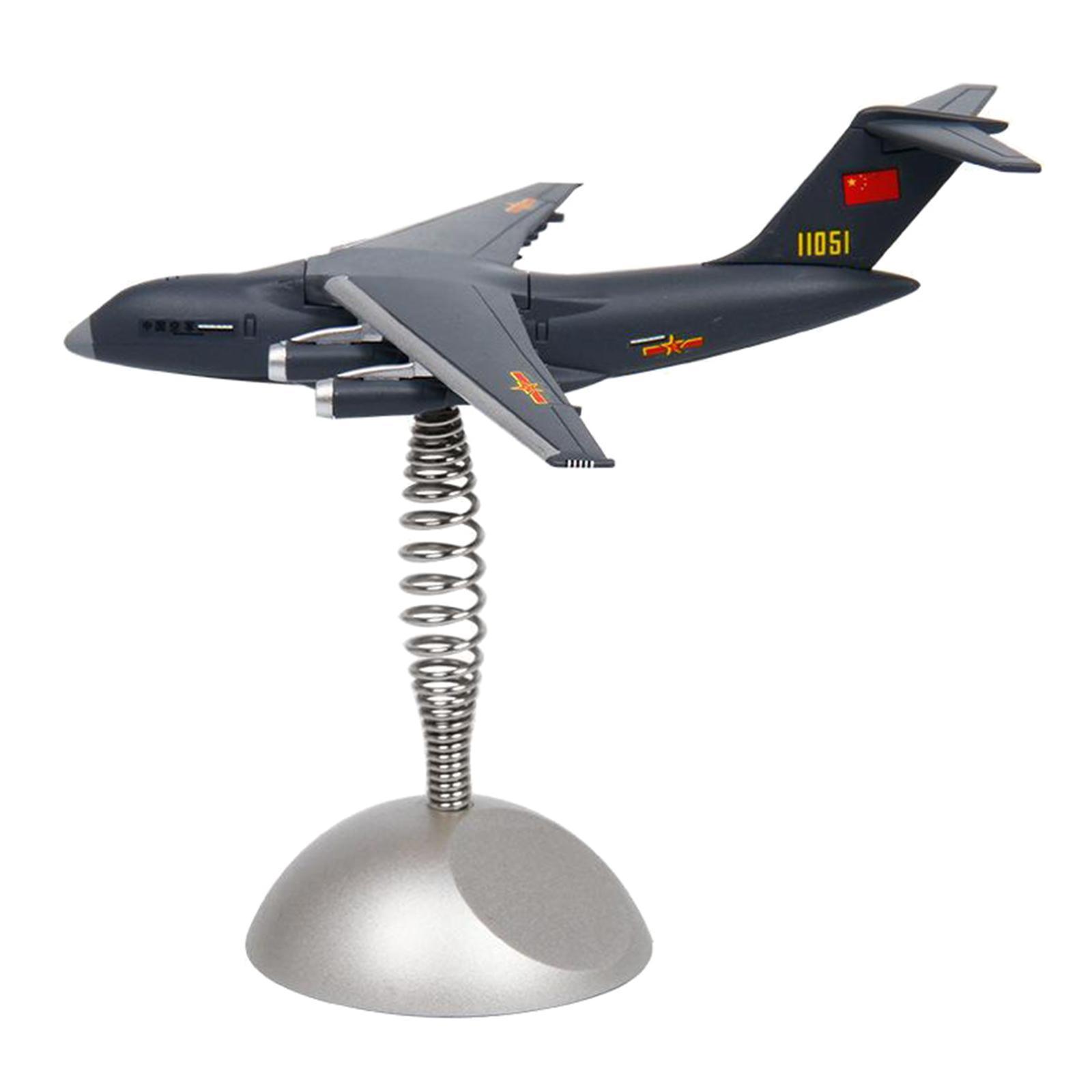 miniatura 22 - Modello di aeromobile Modello di Bomber-6K Aereo Da Caccia Copany Auto Da Tavolo