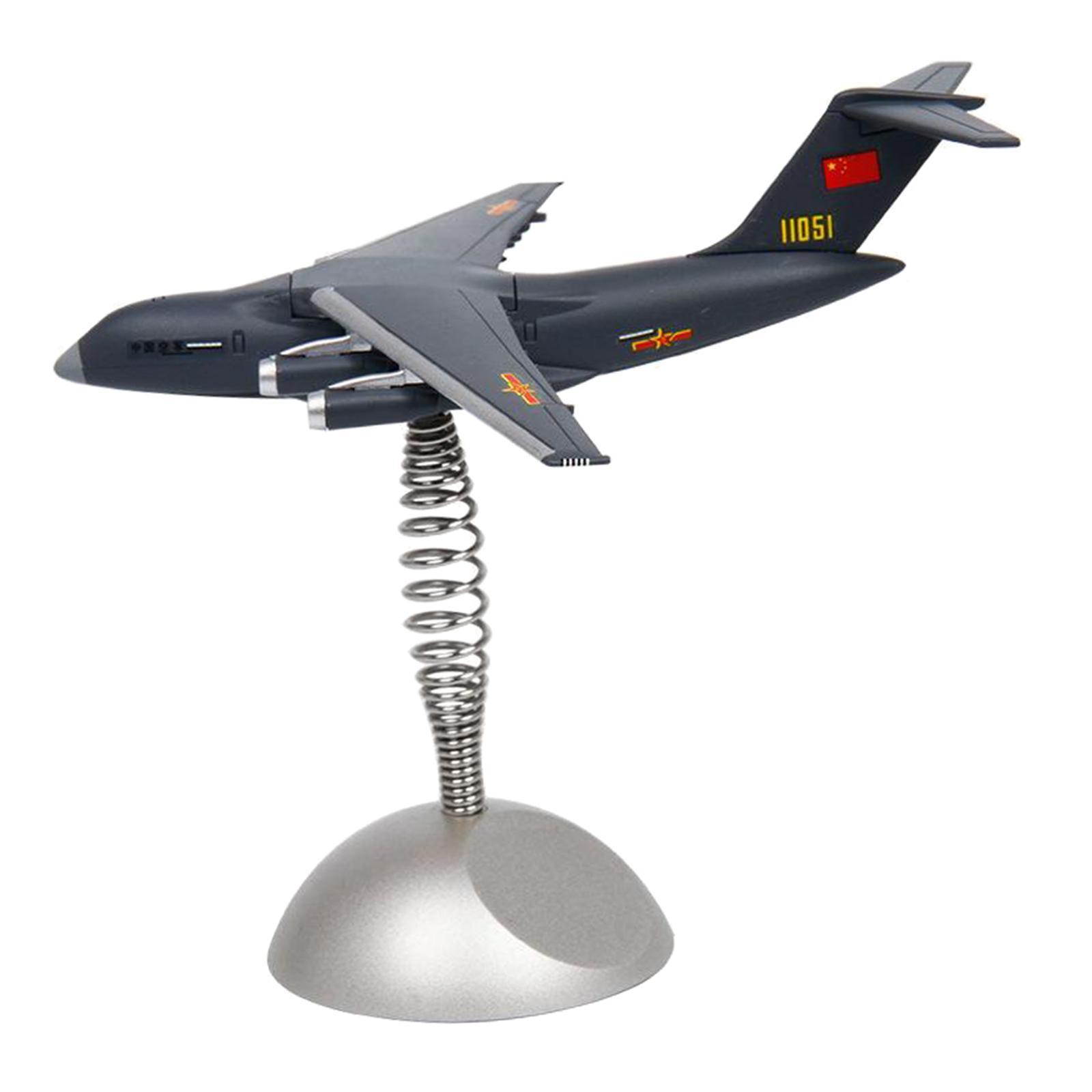 miniatura 16 - Modello di aeromobile Modello di Bomber-6K Aereo Da Caccia Copany Auto Da Tavolo