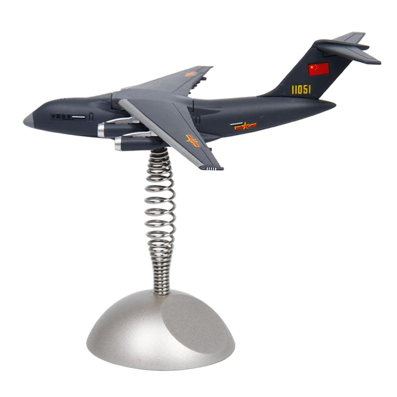 miniatura 21 - Modello di aeromobile Modello di Bomber-6K Aereo Da Caccia Copany Auto Da Tavolo