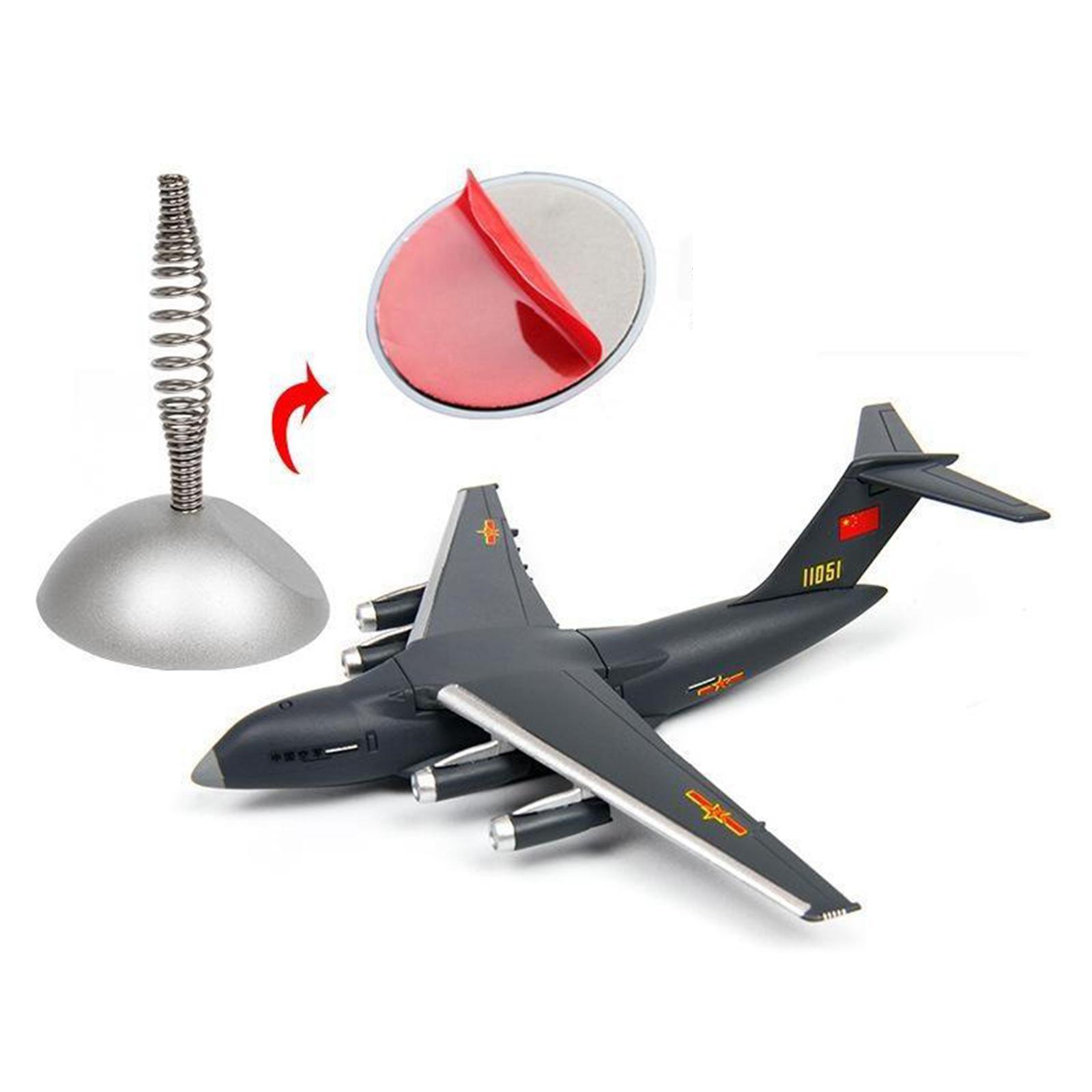 miniatura 17 - Modello di aeromobile Modello di Bomber-6K Aereo Da Caccia Copany Auto Da Tavolo
