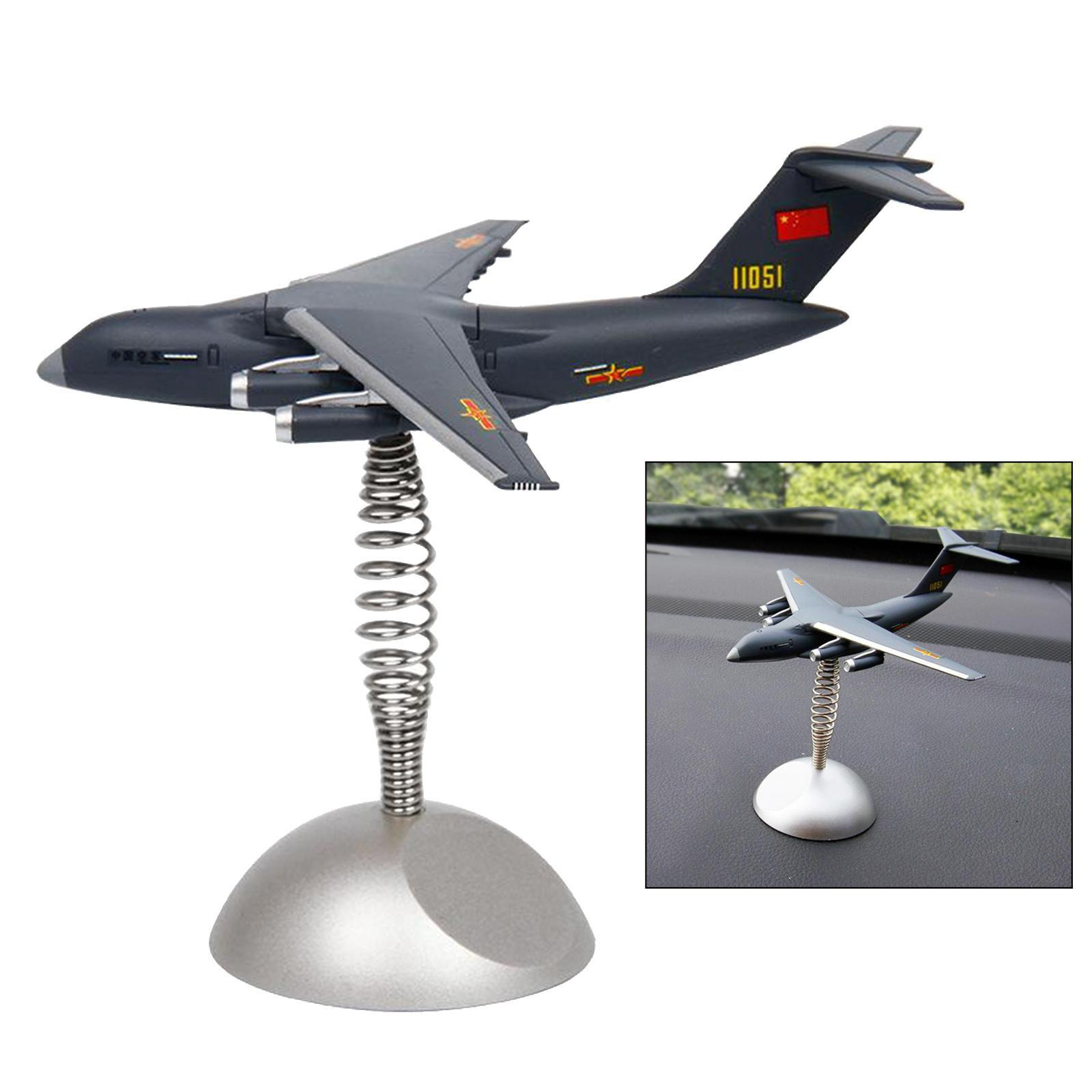 miniatura 15 - Modello di aeromobile Modello di Bomber-6K Aereo Da Caccia Copany Auto Da Tavolo