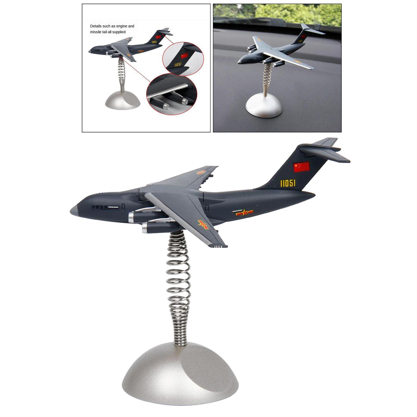miniatura 20 - Modello di aeromobile Modello di Bomber-6K Aereo Da Caccia Copany Auto Da Tavolo