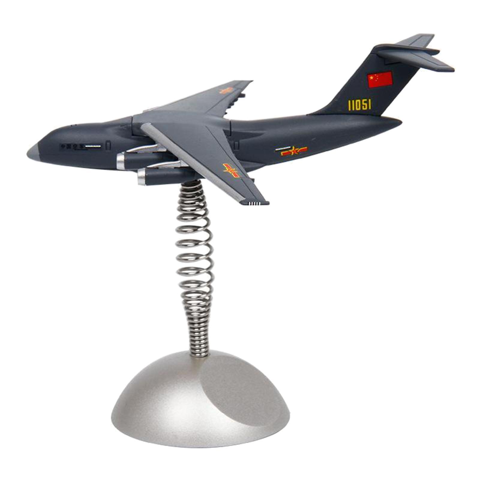 miniatura 19 - Modello di aeromobile Modello di Bomber-6K Aereo Da Caccia Copany Auto Da Tavolo