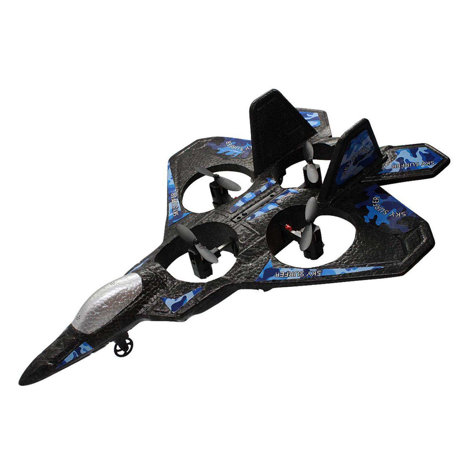miniatura 3 - A ala fissa telecomando aereo RC aereo aeroplano modello giocattolo per bambini