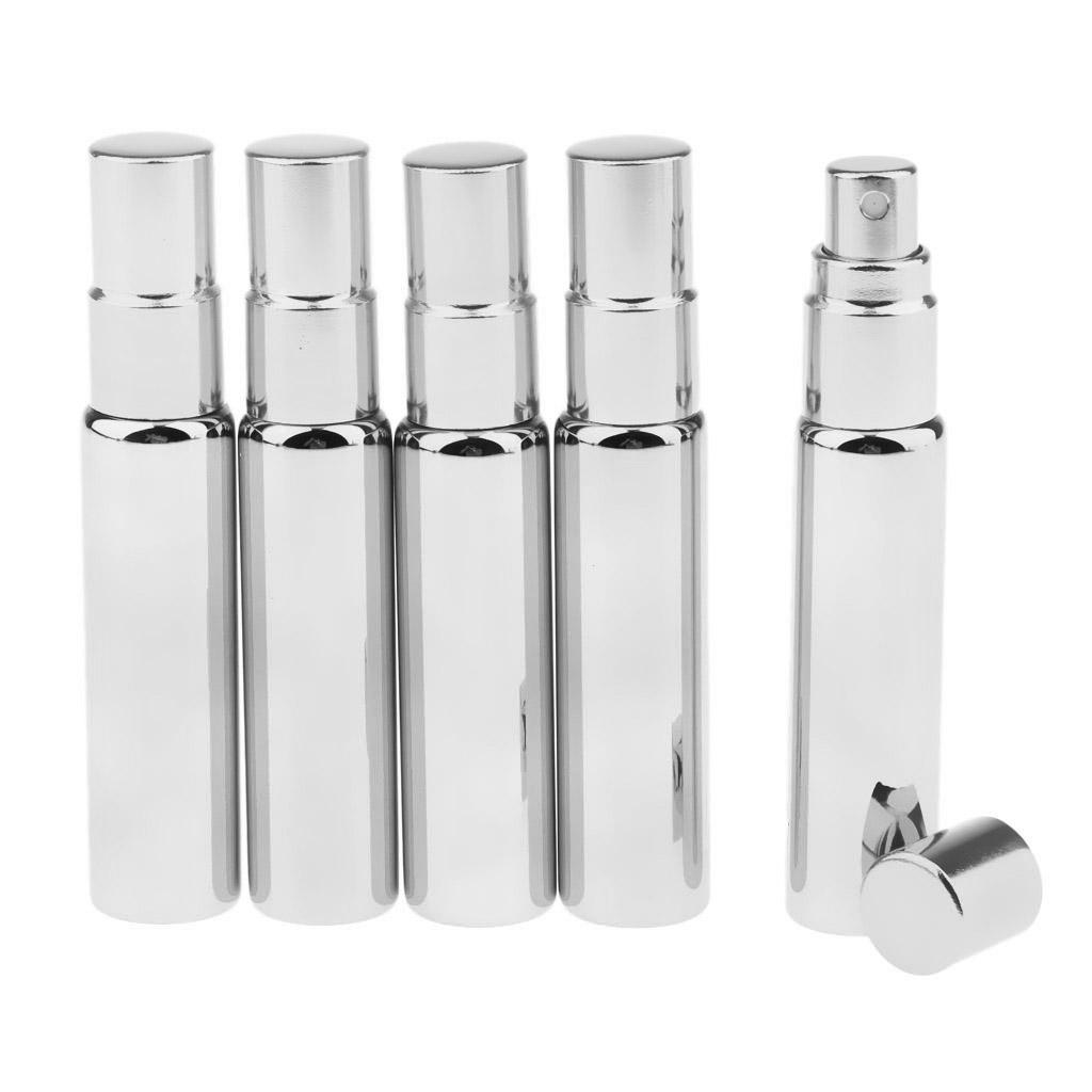 5pc-10ml-Empty-Perfume-Spray-Bottle-Atomizer-Liquids-Travel-Fine-Mist-Sprayer thumbnail 7