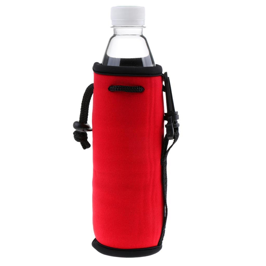 miniatura 15 - NEOPRENE Borsa isolati per lo sport bottiglia d'acqua COVER thermobeutel