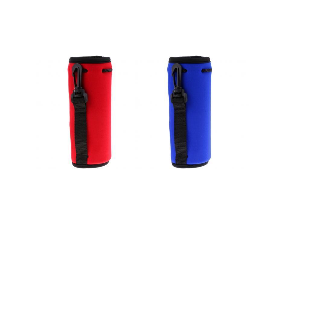 miniatura 16 - NEOPRENE Borsa isolati per lo sport bottiglia d'acqua COVER thermobeutel
