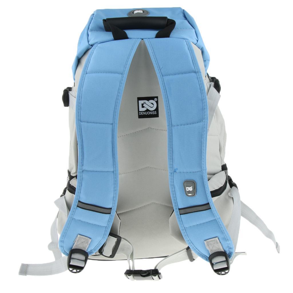 Inline-Skates-Backpack-Men-Women-Adjustable-Roller-Skates-Carry-Shoulder-Bag thumbnail 27