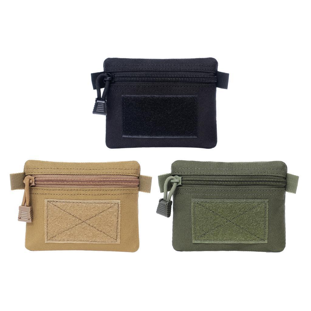 Tactical-Money-Wallet-Change-Purse-Small-Key-Pouch-Accessory-Bag-Gadget-Gear thumbnail 7