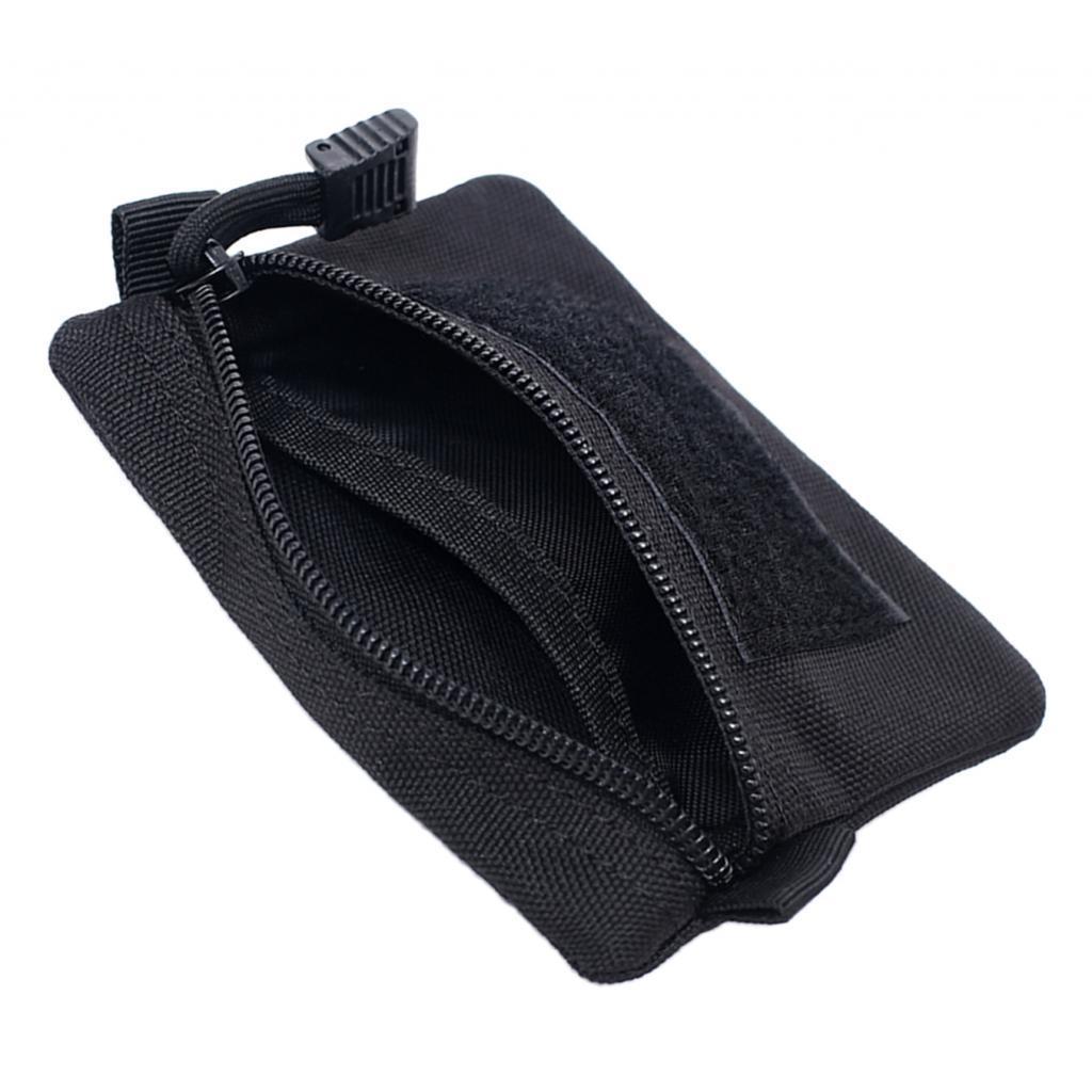Tactical-Money-Wallet-Change-Purse-Small-Key-Pouch-Accessory-Bag-Gadget-Gear thumbnail 3