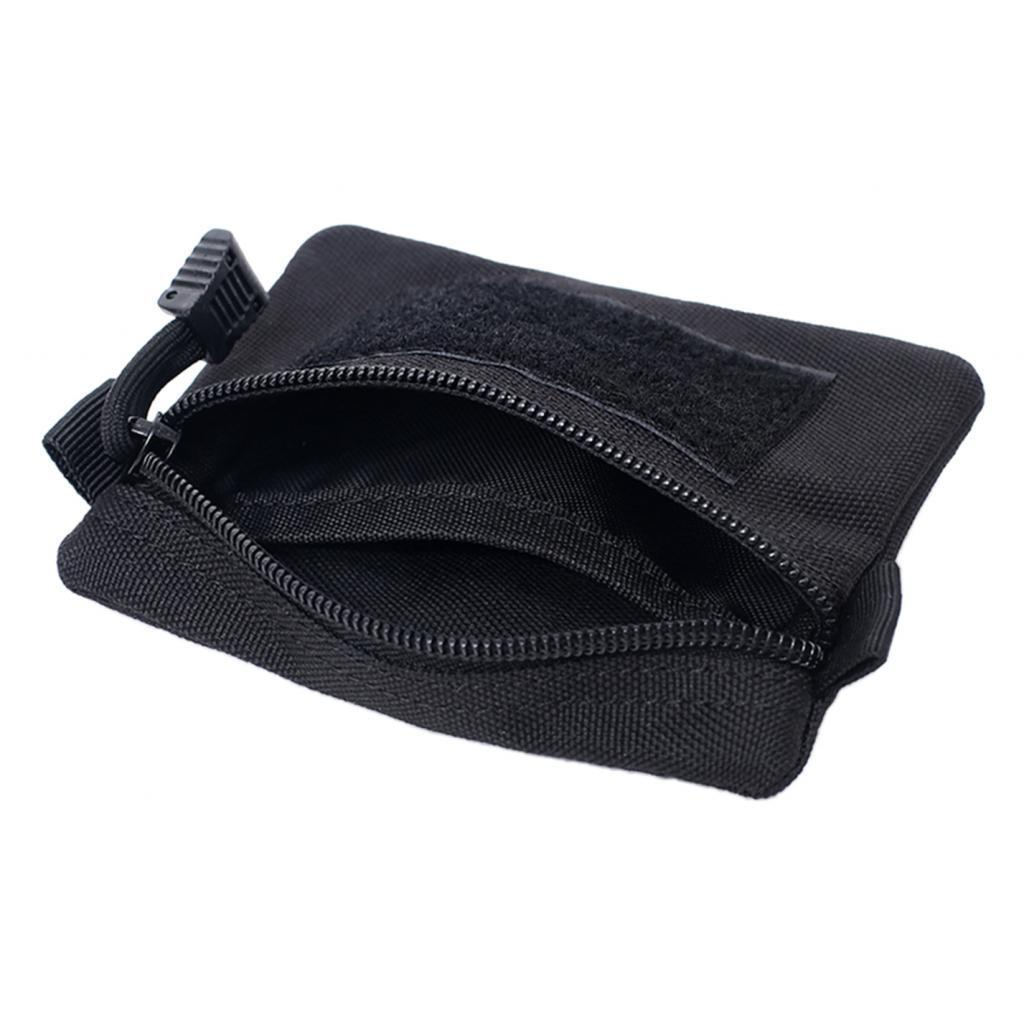 Tactical-Money-Wallet-Change-Purse-Small-Key-Pouch-Accessory-Bag-Gadget-Gear thumbnail 4