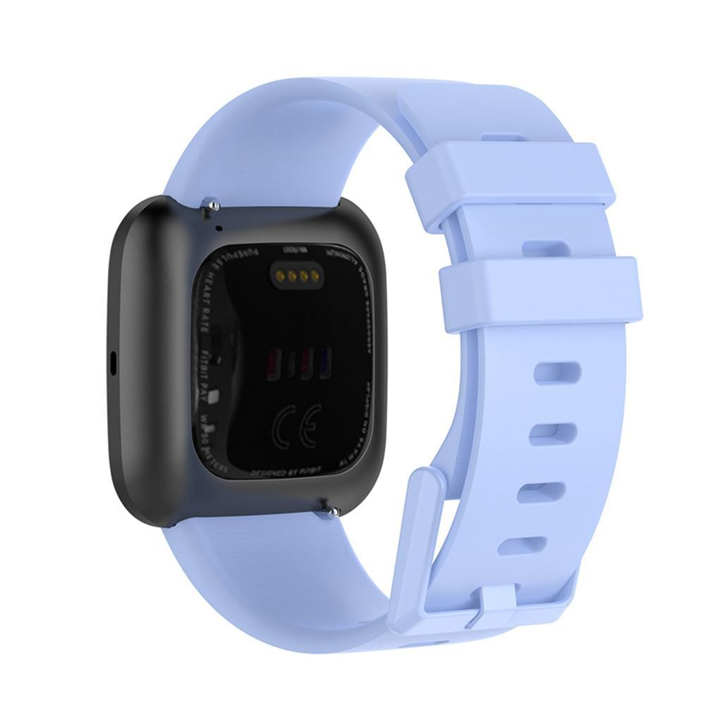 Watch-Strap-Wrist-Band-Rubber-Band-for-Vers-for-Vers-Lite-for-versa-2 thumbnail 9