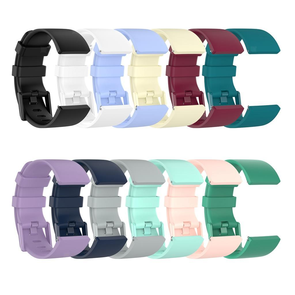 Watch-Strap-Wrist-Band-Rubber-Band-for-Vers-for-Vers-Lite-for-versa-2 thumbnail 36