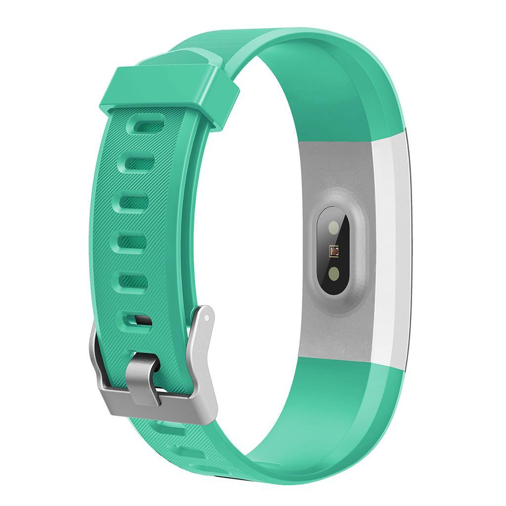 Bluetooth-Smart-Watch-Blood-Pressure-Fitness-Tracker-Waterproof-Wristband miniature 20