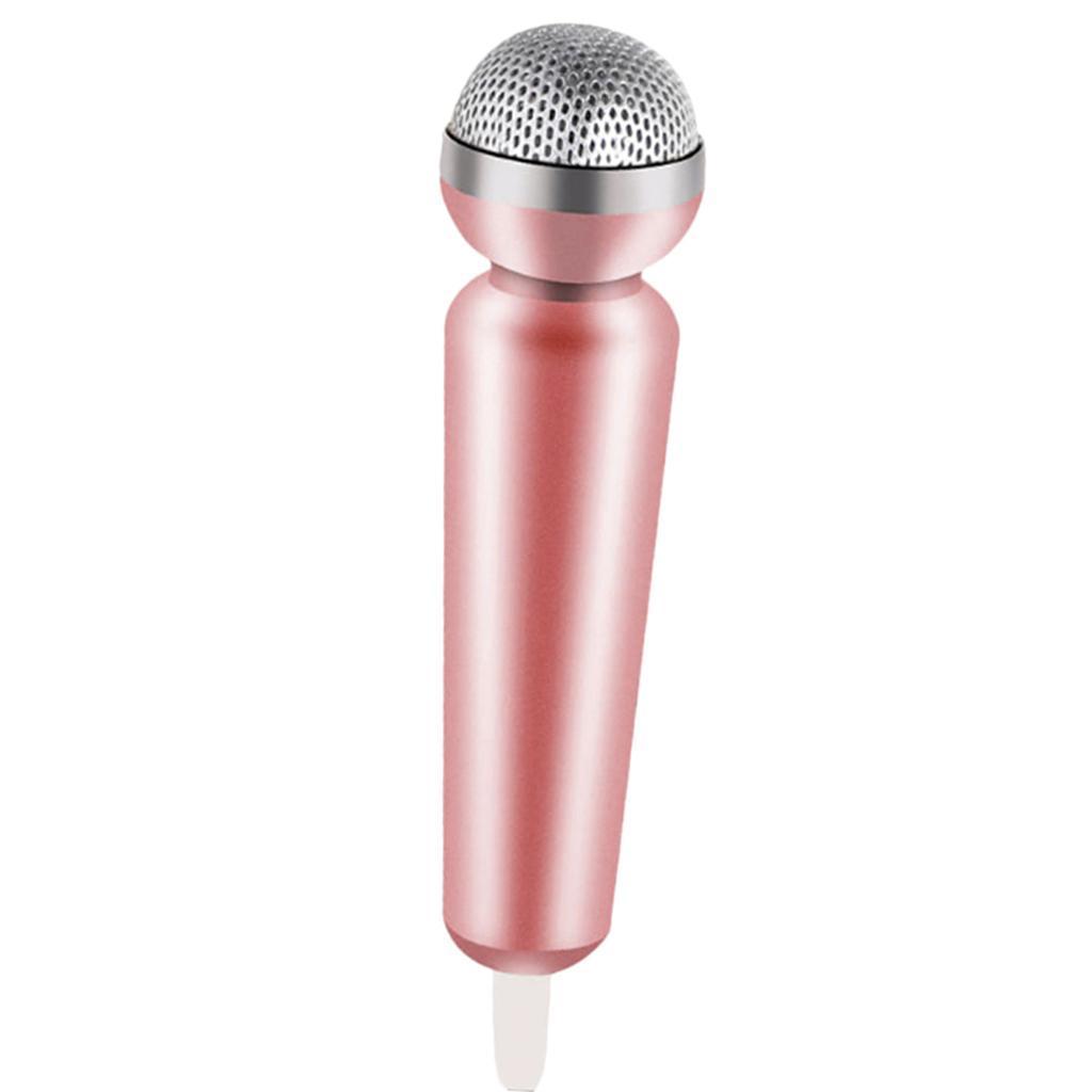 Mini-Microfono-Stereo-Mic-Per-Telefono-PC-Chattare-Cantando-Karaoke miniatura 9
