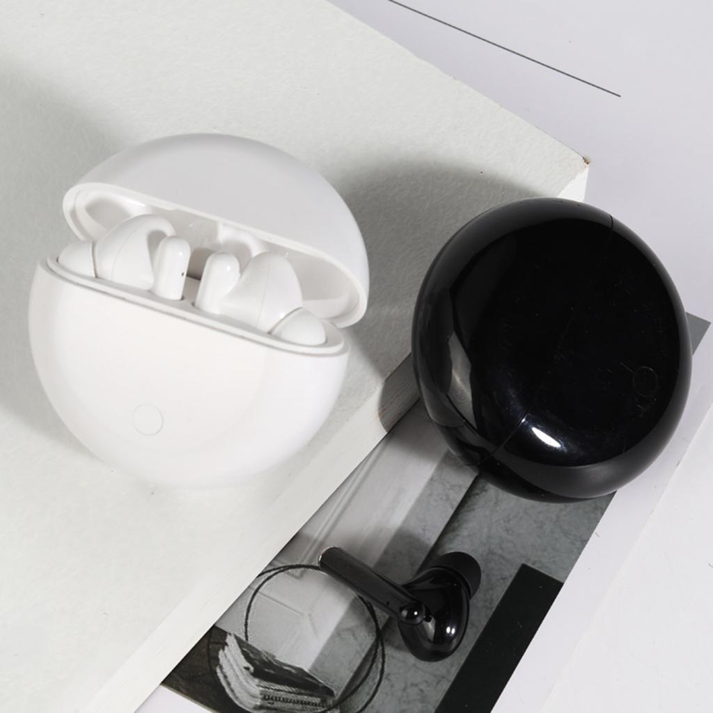 Senza-fili-di-Bluetooth-Cuffie-5-0-Auricolari-TWS-Auricolari miniatura 20