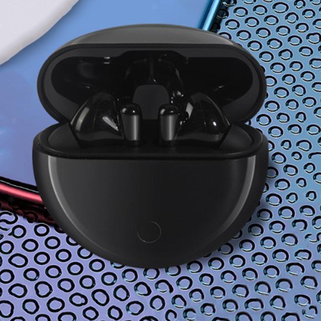 Senza-fili-di-Bluetooth-Cuffie-5-0-Auricolari-TWS-Auricolari miniatura 19