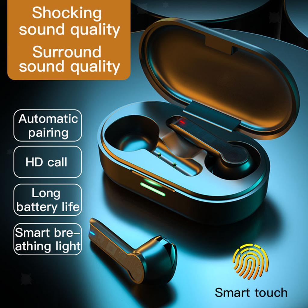 Casque-Bluetooth-sans-fil-L32-Ecouteurs-TWS-Ecouteurs-integres-micro miniature 4