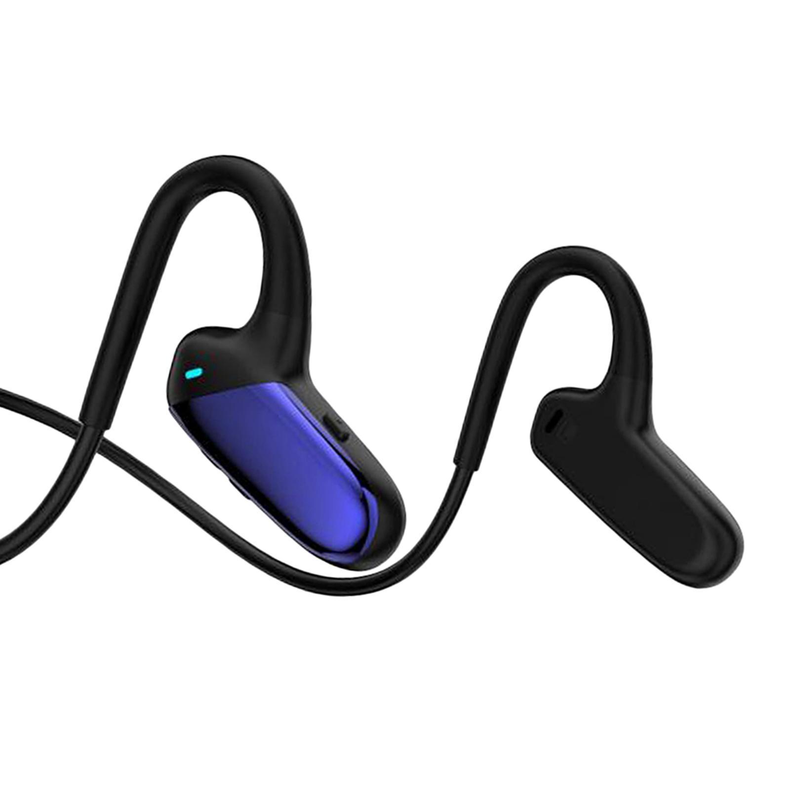 A9 Knochen Leitung Kopfhörer Bluetooth 5,0 Öffnen Ohr Headset für Sport