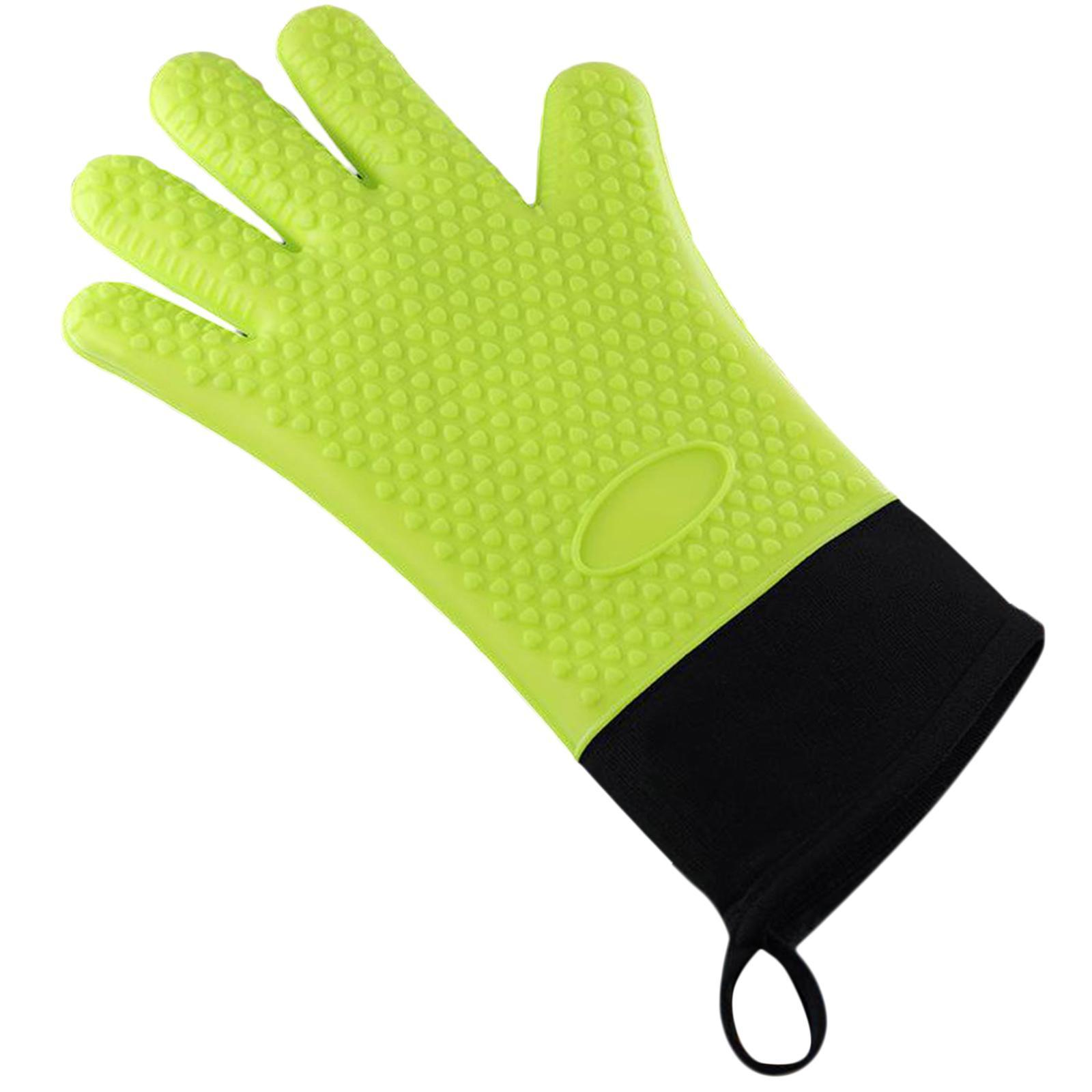 Guantes-para-horno-de-cocina-con-aislamiento-de-silicona-antideslizantes-guantes miniatura 18
